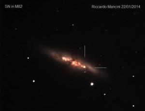 SN-in-M82