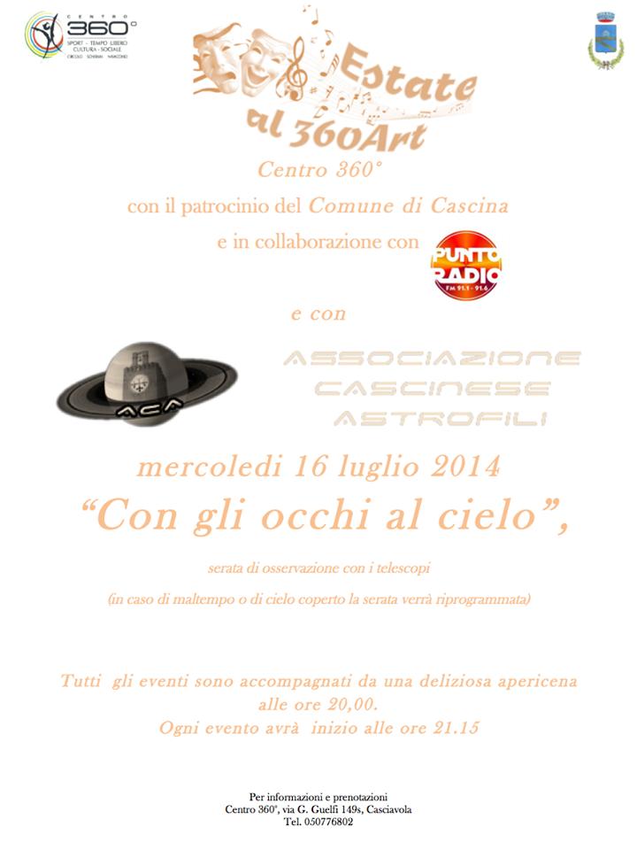 360° Navacchio