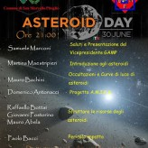 Asteroid Day 2014 a San Marcello Pistoiese