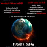 Conferenza: Dai cambiamenti climatici ai vulcani.